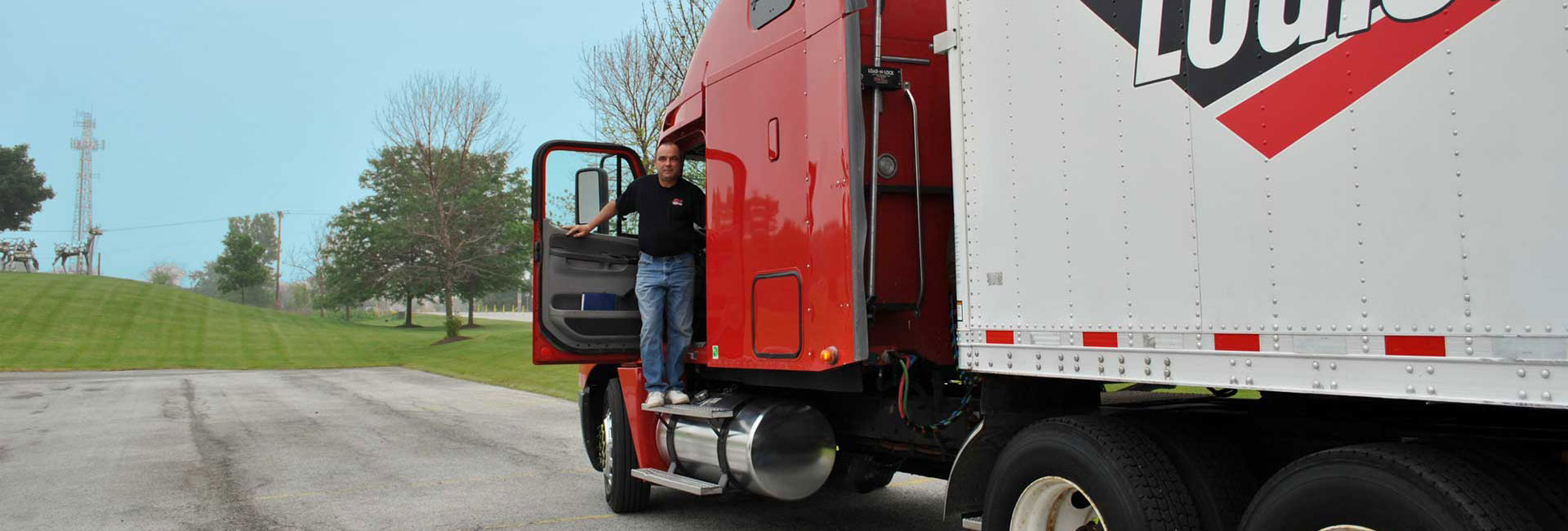Port Truck Pass